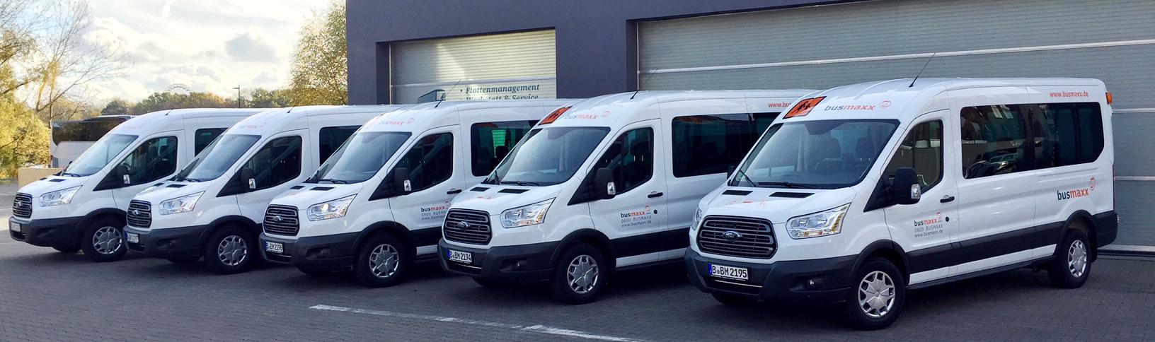 busmaxx Flotte